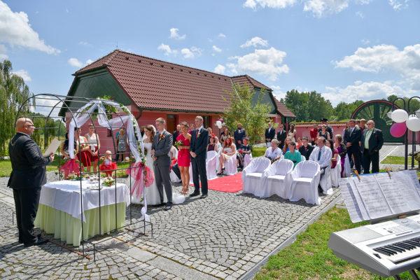 Svateba na statku